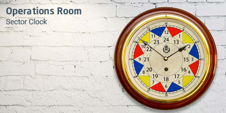 Sector Clock